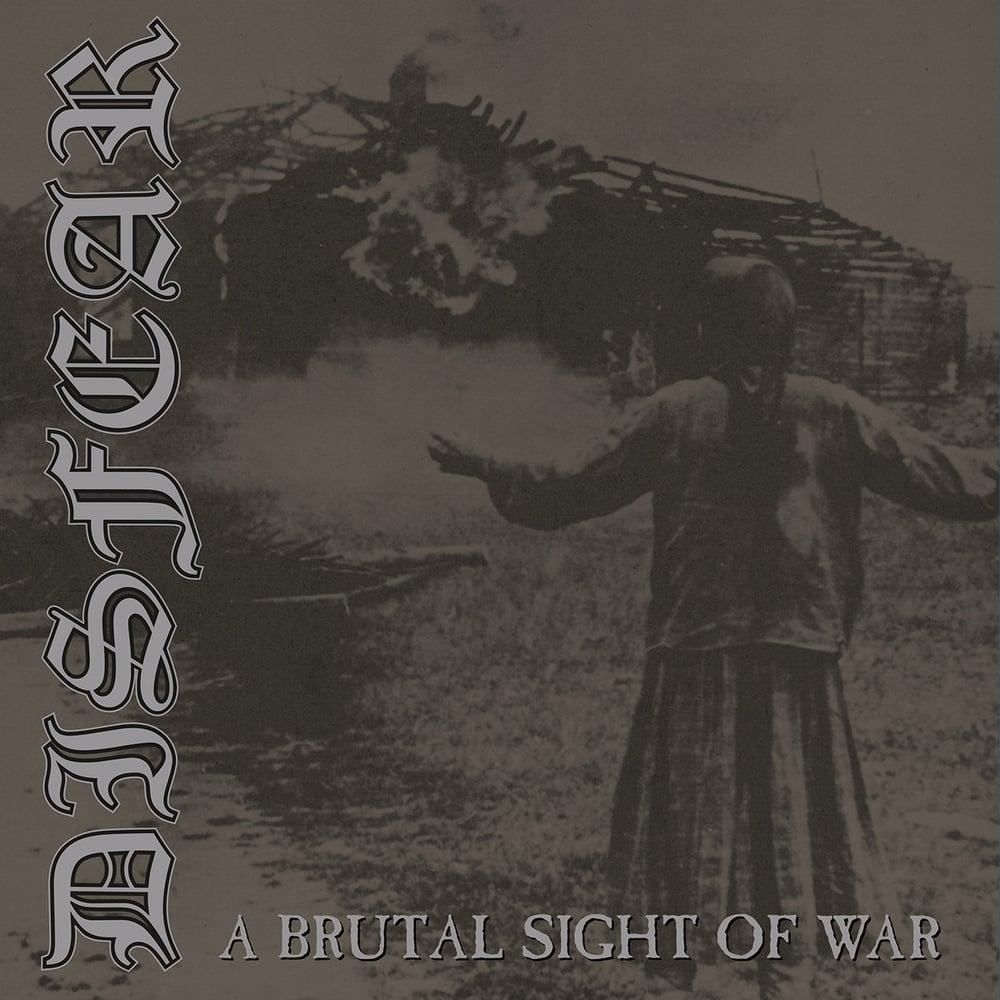 """DISFEAR """"A Brutal Sight Of War"""" LP"""