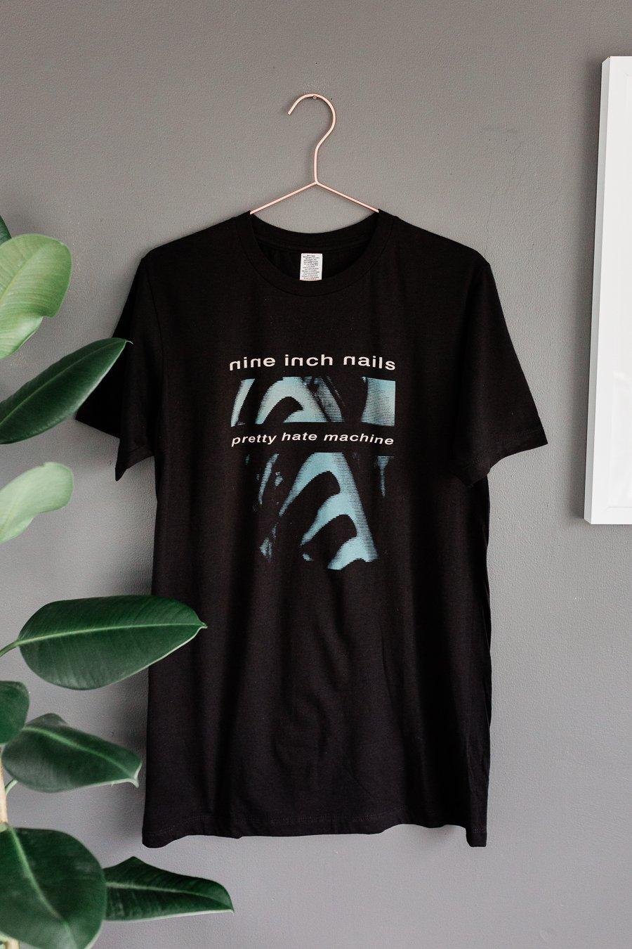 Image of Nine Inch Nails Pretty Hate Machine