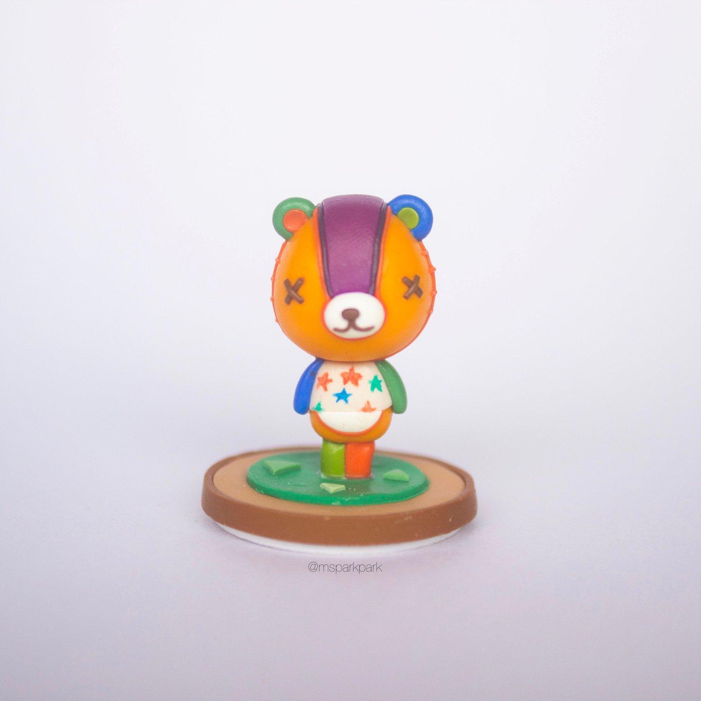 Colorful Bear
