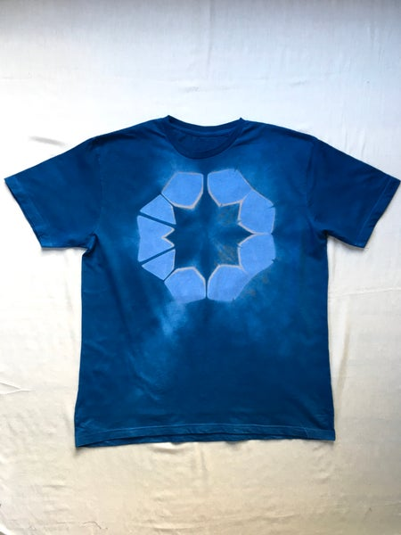 Image of Periwinkle Star — X-Large T-Shirt
