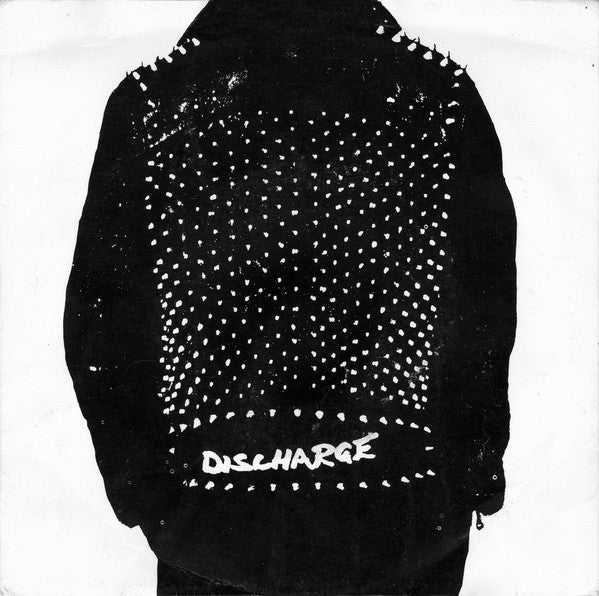 "DISCHARGE ""Realities Of War"" 7"" EP"