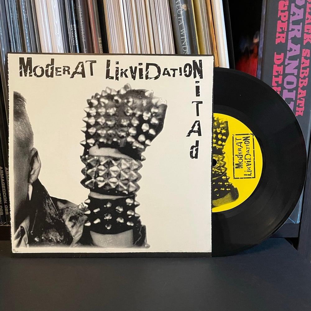 "MODERAT LIKVIDATION ""Nitad"" 7"" EP"