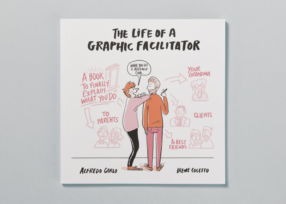 Image of The Life of a Graphic Facilitator | Book