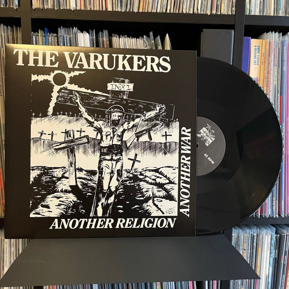 """VARUKERS """"Another Religion Another War"""" LP"""