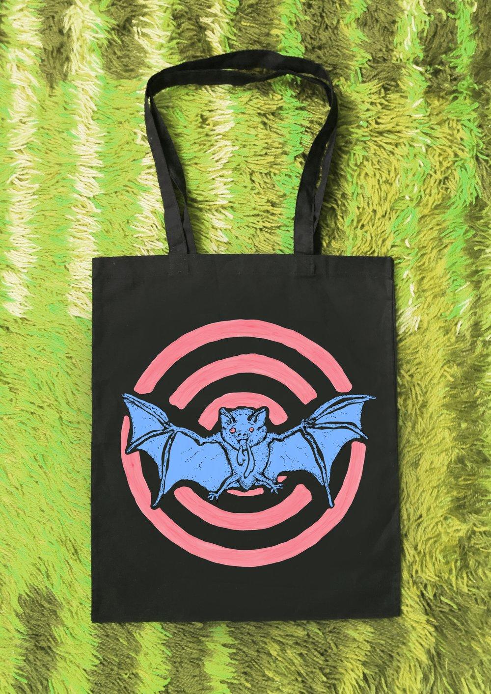 Image of Bat Tote Bag