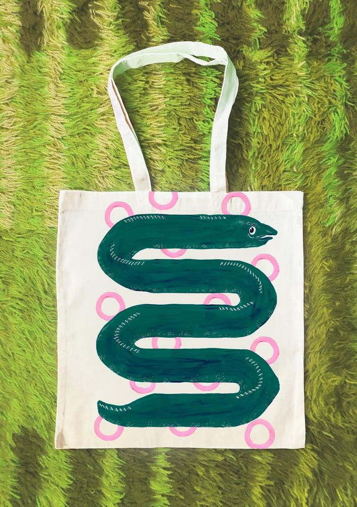 Image of Eel Tote Bag