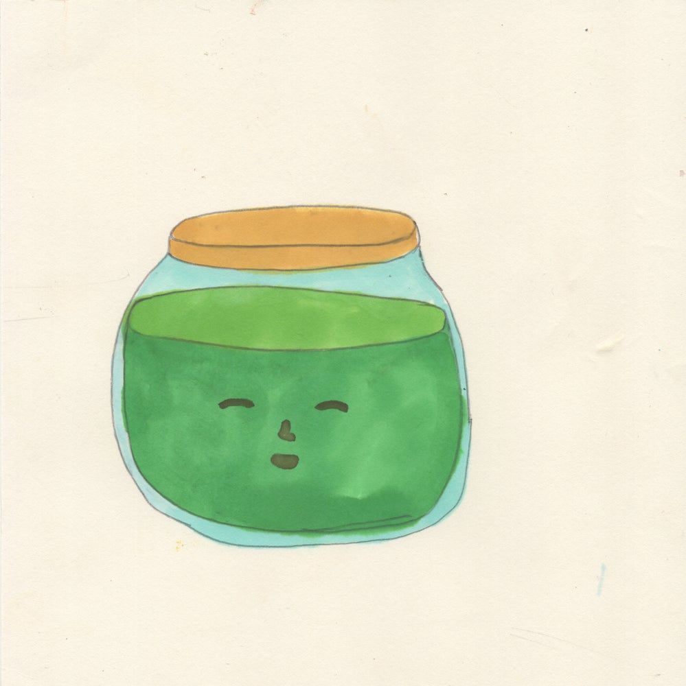 Image of Happy Pesto in a Jar