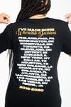 WHOREible Decision Tour T-shirt