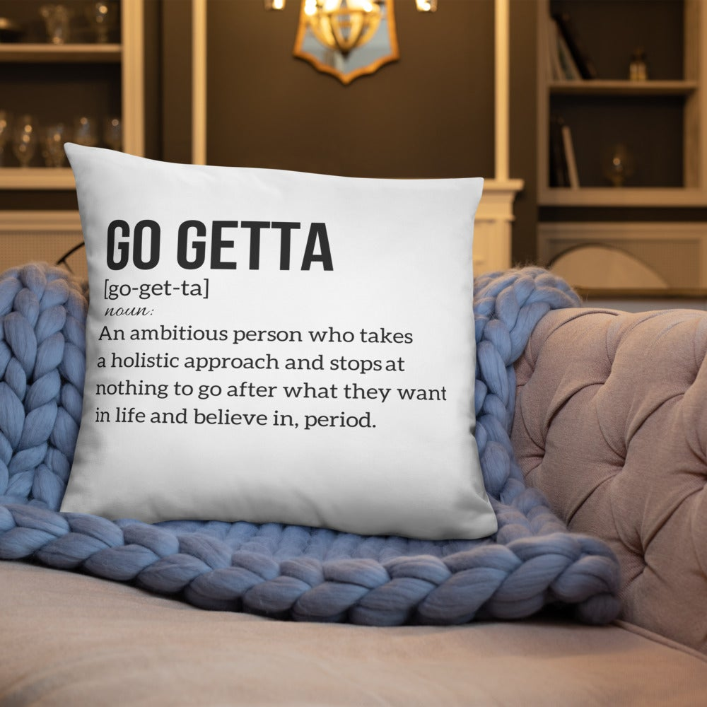 Image of The Definition Pillow (White)