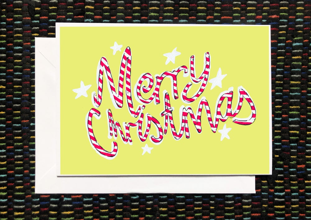 Image of Merry Christmas Card