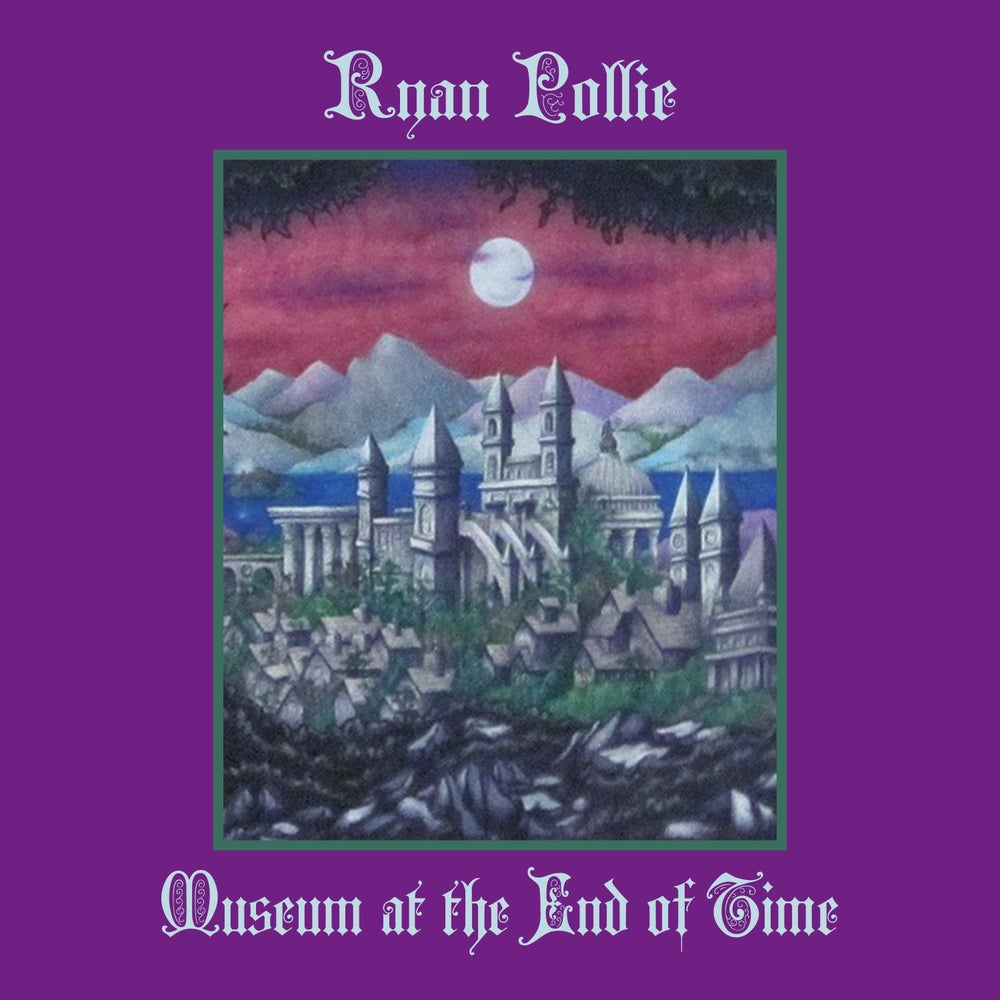 """Museum at the End of Time"" Cassette by Ryan Pollie"