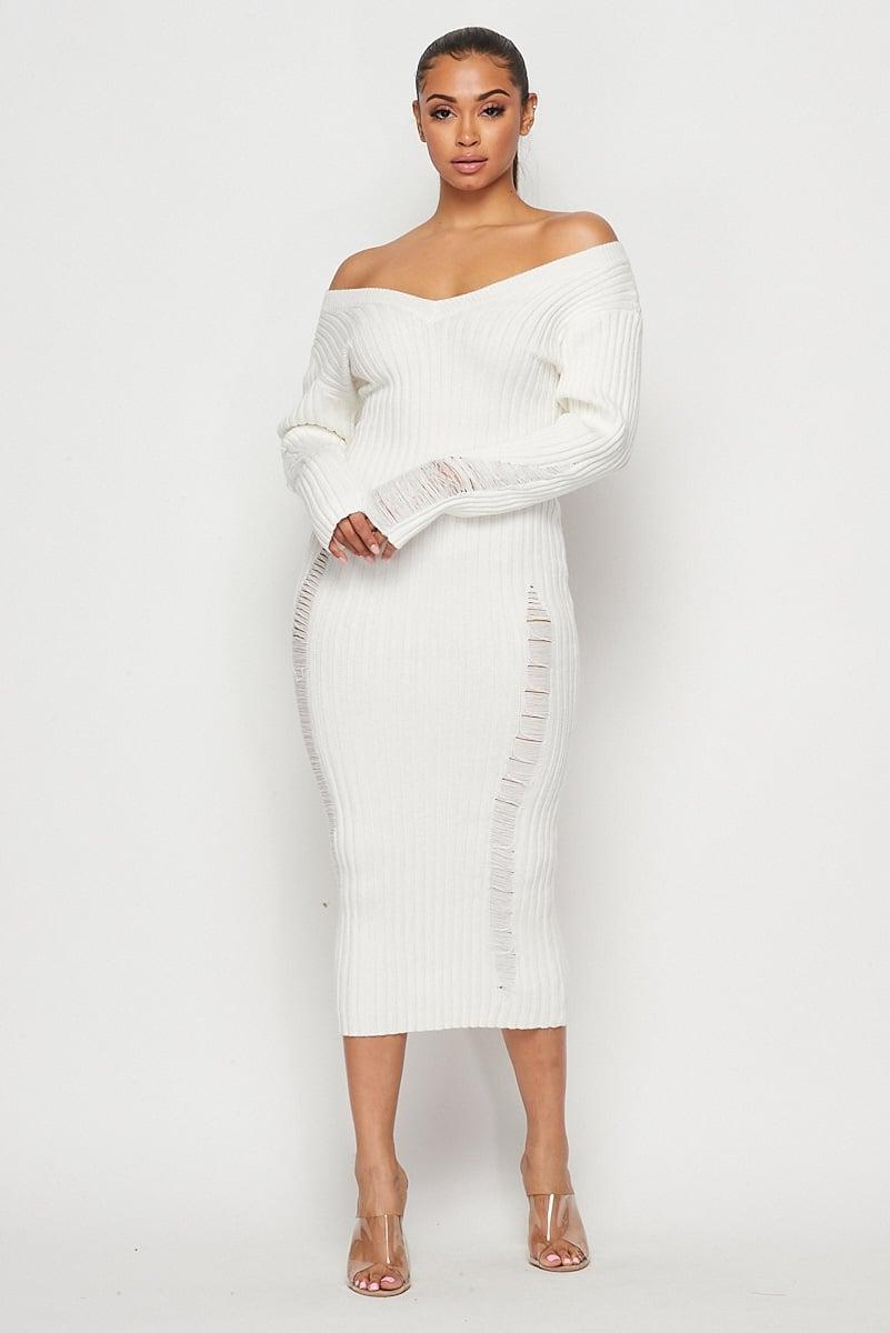 Image of Snow Dream Dress