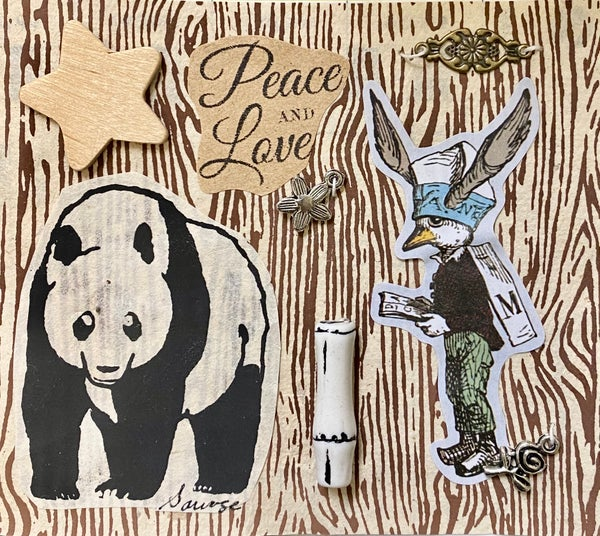 Image of Panda Peace