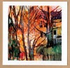 Autumn Colour Greetings Card