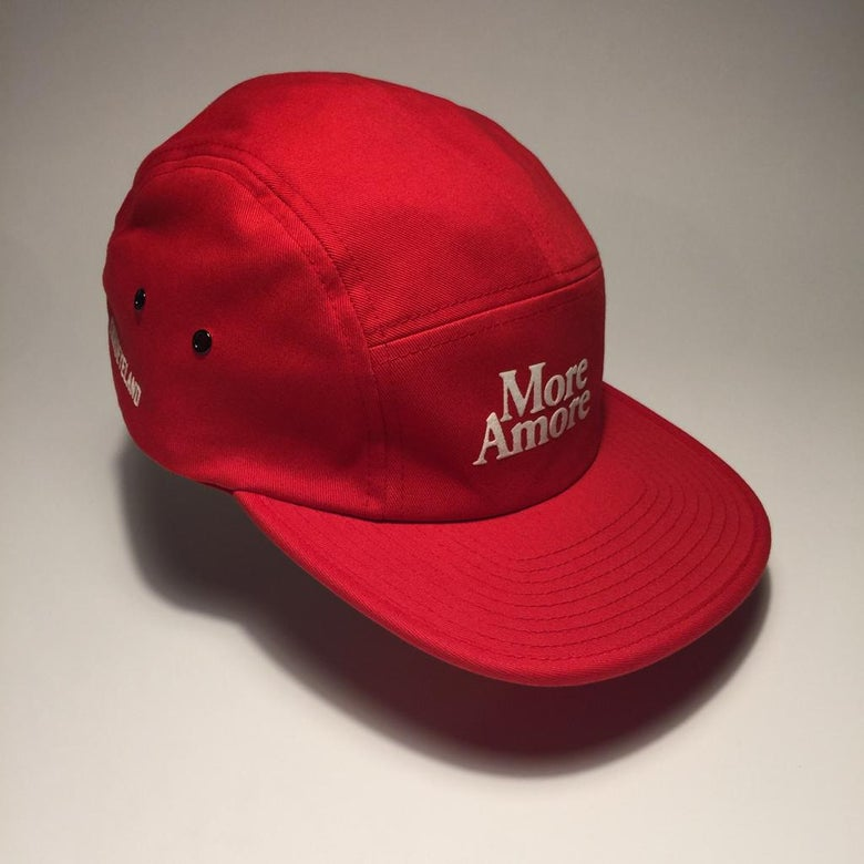 Image of More Amore - 5Panel - Red