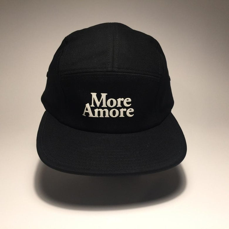 Image of More Amore -5 Panel - Black