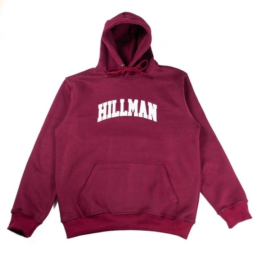 Hillman Heavyweight Hoodie