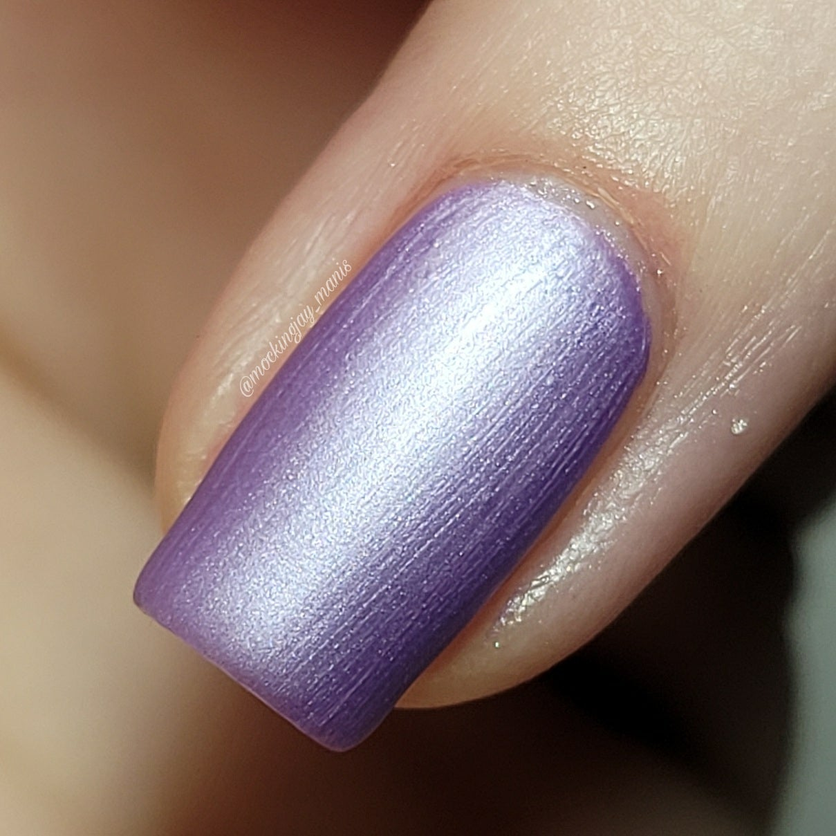 Image of Trunks Lavender Nail Polish