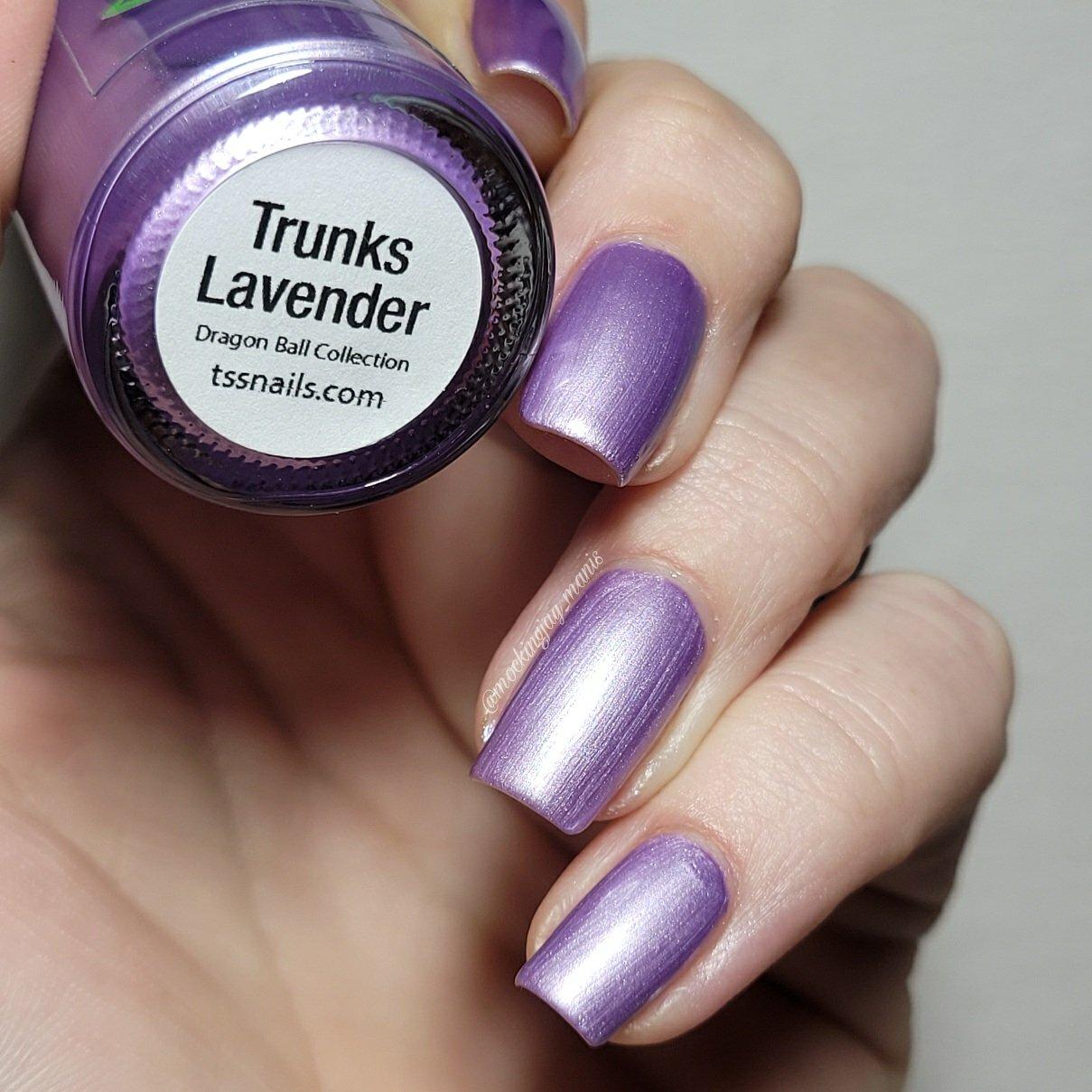 Image of Trunks Lavender Nail Polish