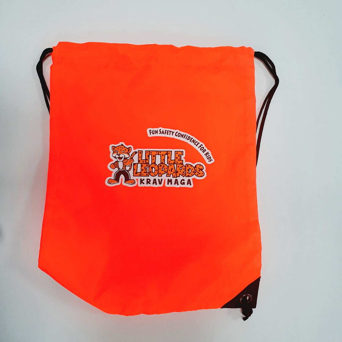 Image of Little Leopards 'Be Seen' training Sack 'Collection Only'