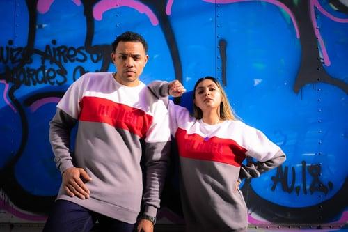 Image of BLANCO Sweater (Unisex)