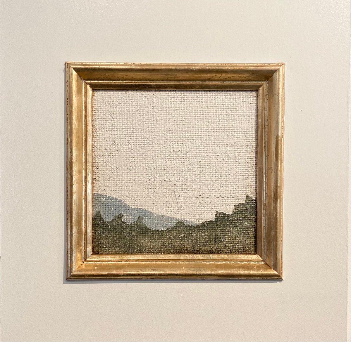 Image of Tuscan Landscape 1 16x16