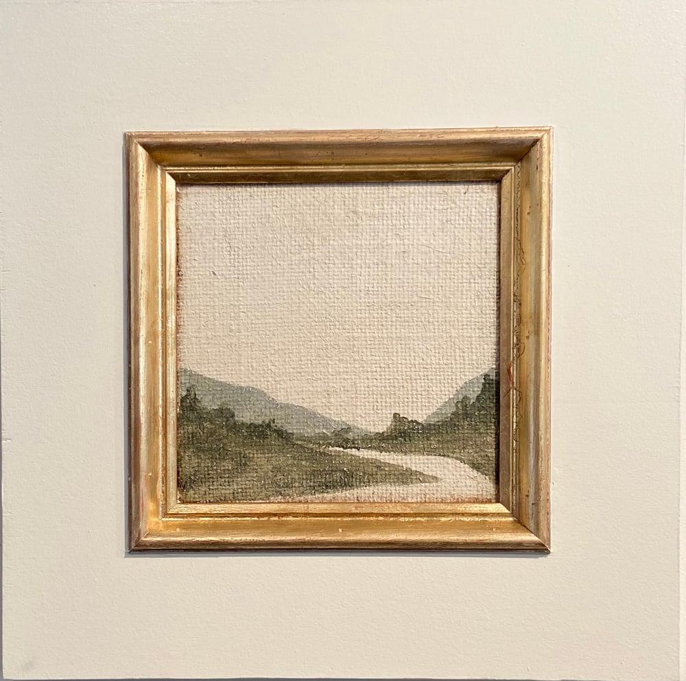 Image of Tuscan Landscape 3  16 x 16