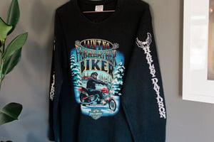 Image of Vintage 1982 Harley Thermal New York