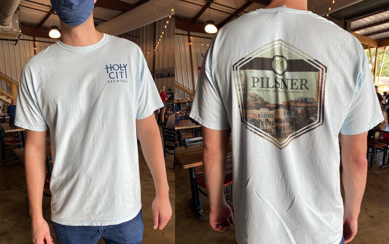 HCB Pilsner Shirt - Soothing Blue