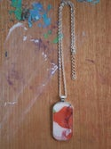 The Blossoming, Fine Art Necklace