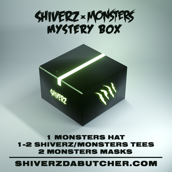 Image of MONSTERS HOLIDAY MYSTERY BOX (4-5 Items)