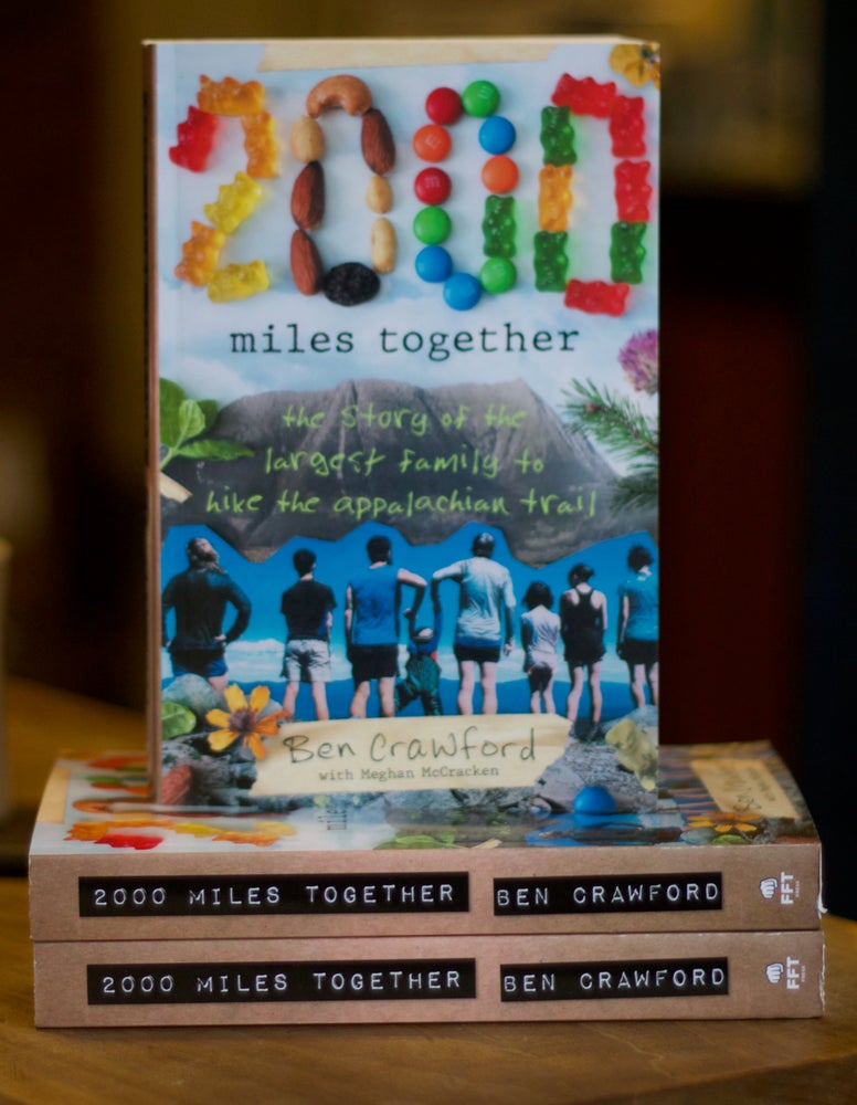 Image of 2000 Miles Together  GIFT PACK - 3 Copies - INCLUDES FREE Ultimate Trail Magic Bundle