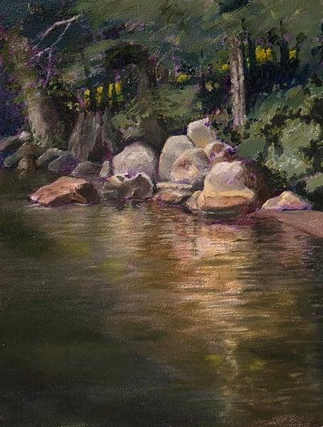 Image of Adirondack Shoreline