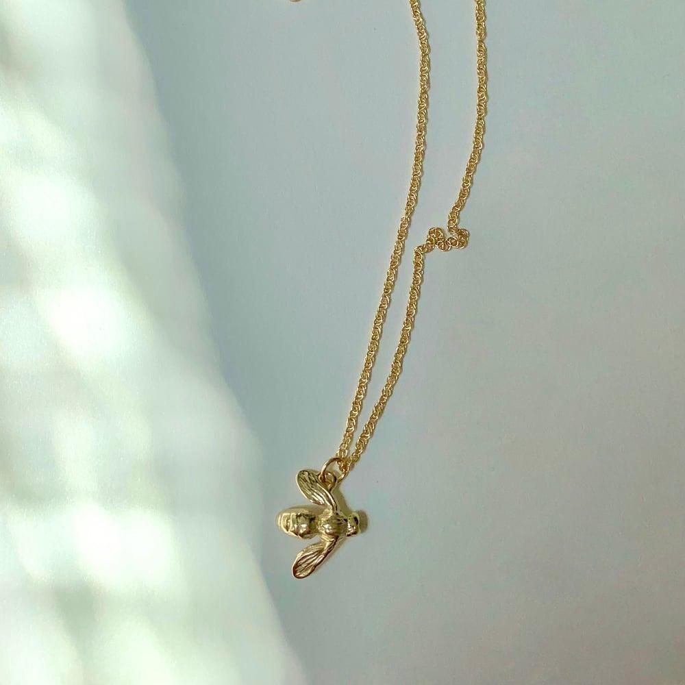 Image of Honey Bee Pendant