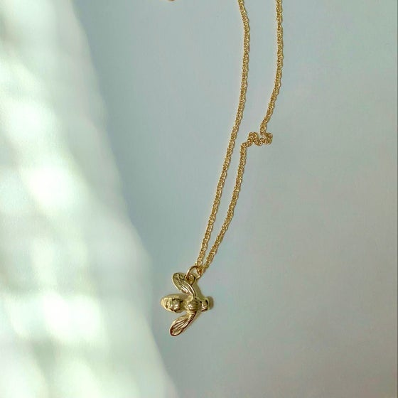Image of Honey Bee Pendant
