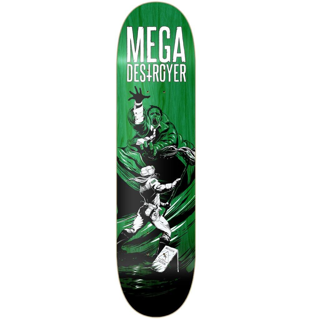 "Image of JANI-TOR skateboard 8"""
