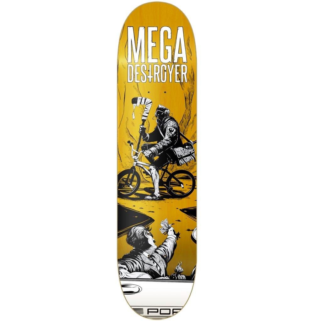 """Image of METH DEALER skateboard 8.5"""""""