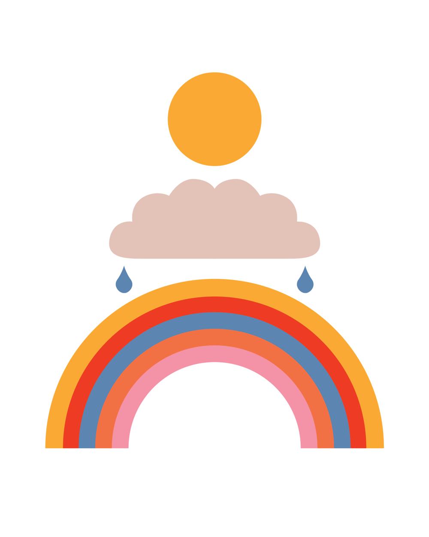 Image of Rain Rainbow