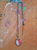 Going For It, Fine Art Necklace