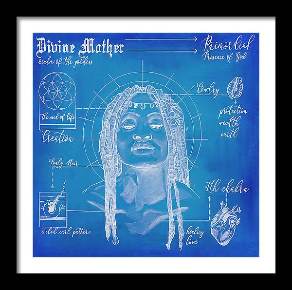 """Image of """"Divine Mother"""" Open Edition Prints"""