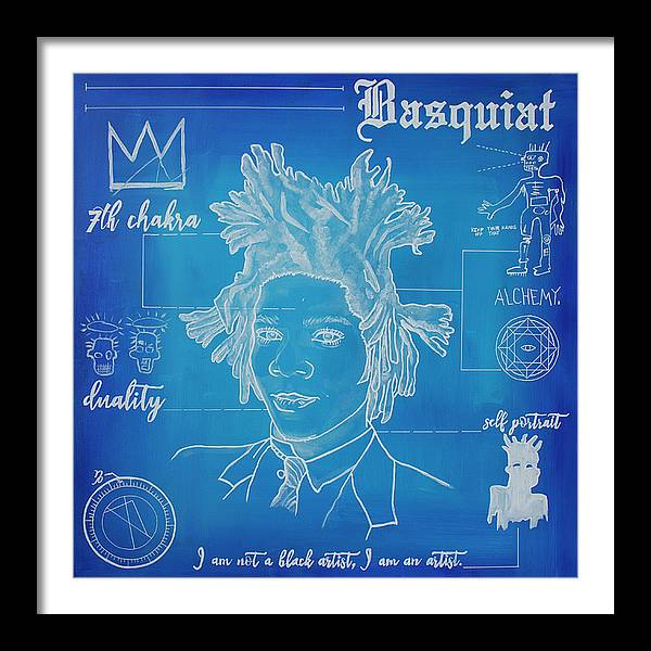 """Image of """"Basquiat"""" Open Edition Prints"""