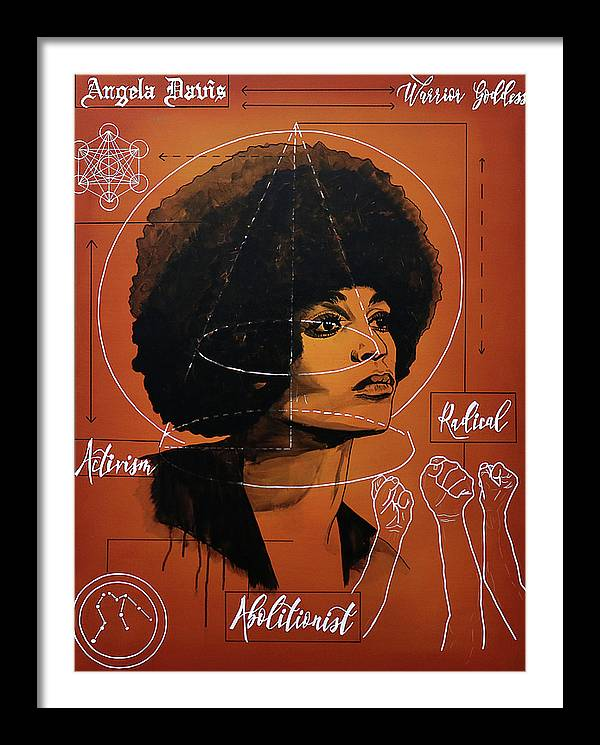 "Image of ""Angela Davis"" Open Edition Prints"