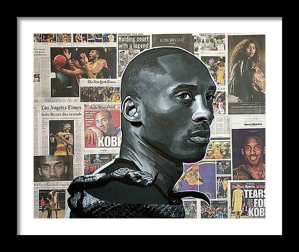 "Image of ""Black Mamba"" Open Edition Prints"