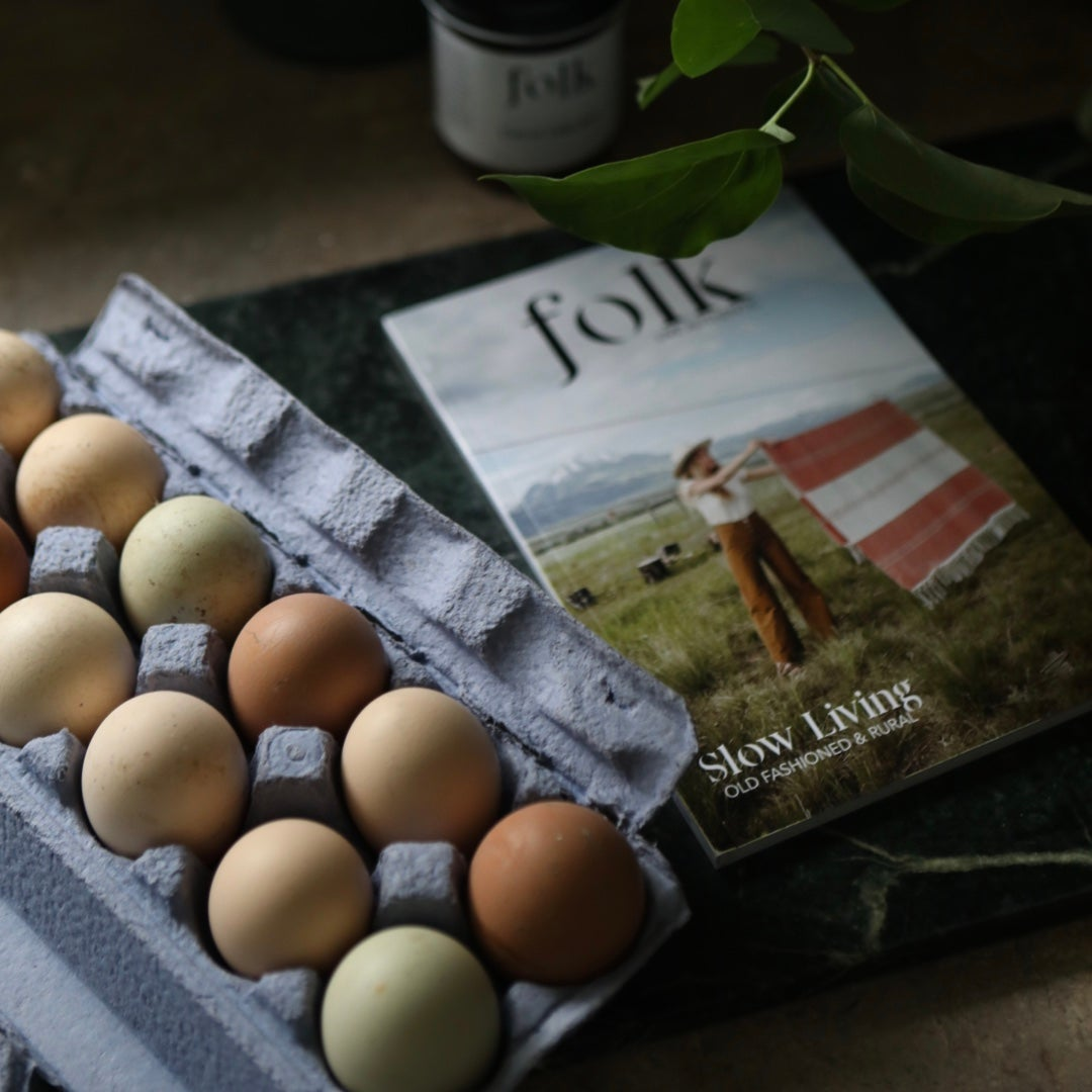 Image of PREORDER: The Slow Living Issue