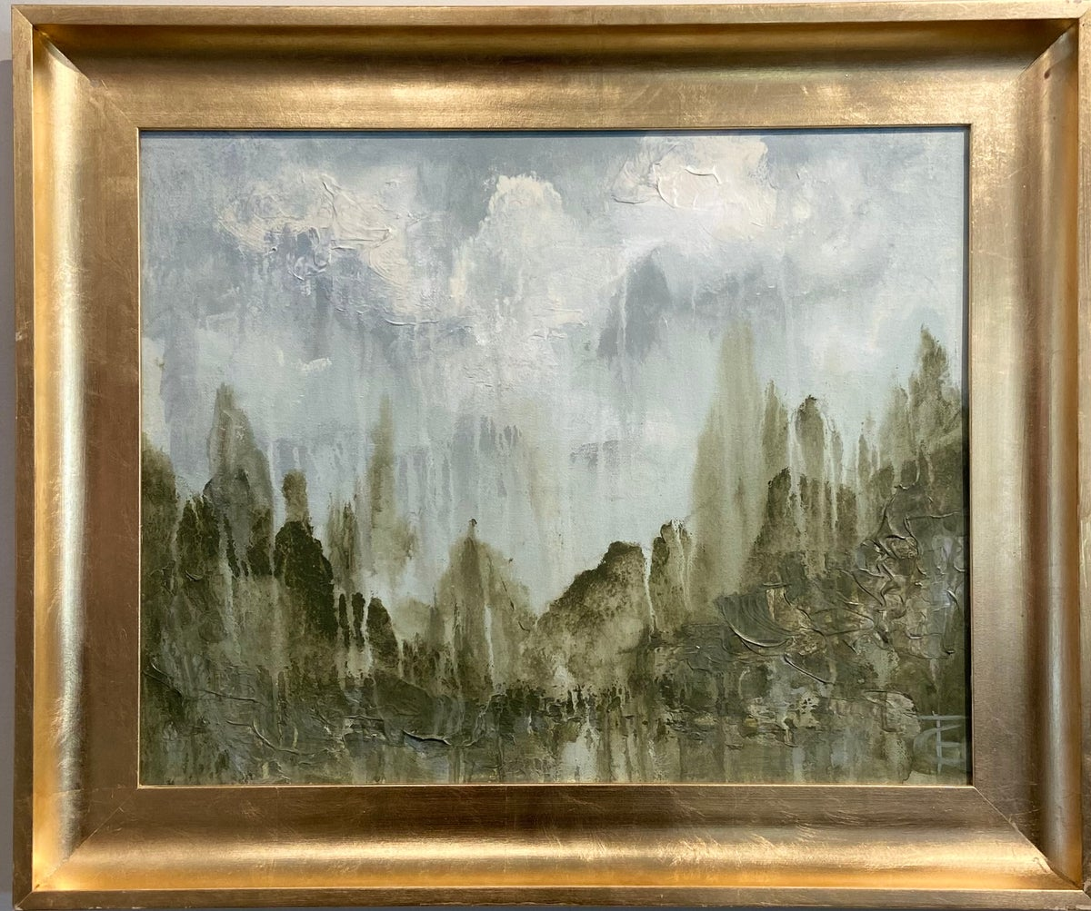 Image of Abstract Landscape 16x20