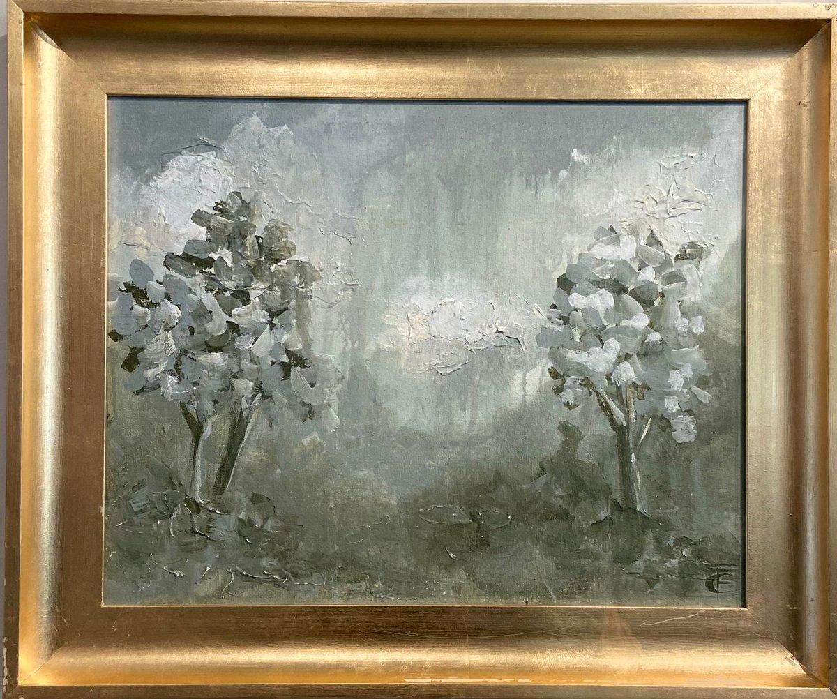 Image of Tree Landscape 16x20
