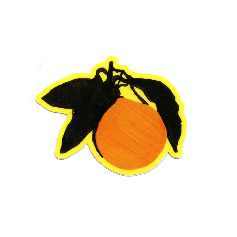 Image of Clementine Sticker