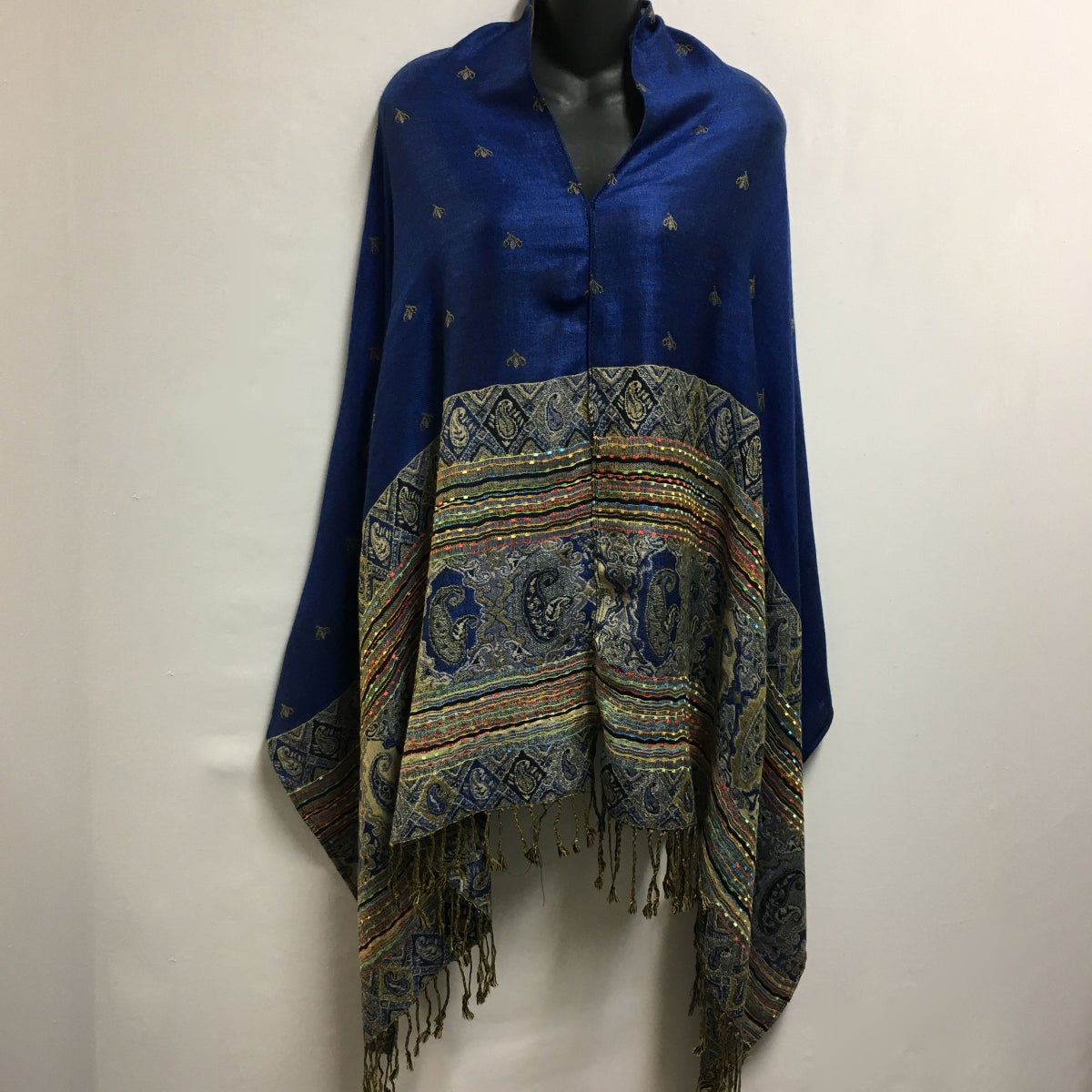 Image of Reversible Poncho Top - Wear 6 ways - Cherished Gift