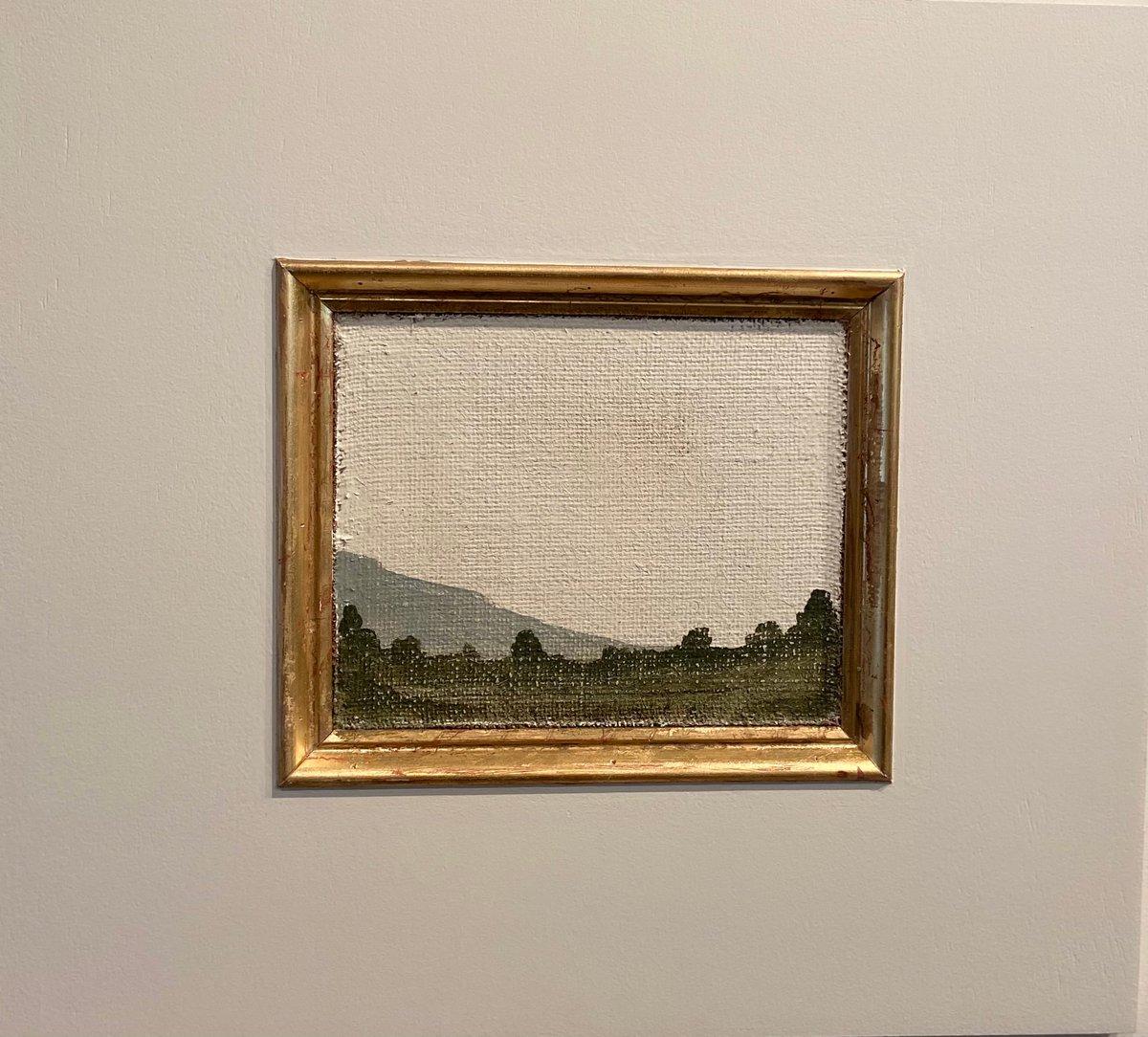 Image of Tuscan Landscape 2   22x24