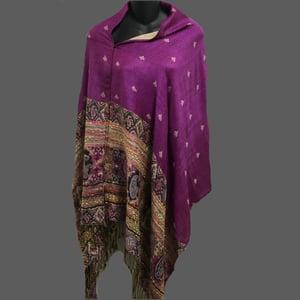 Image of Poncho Top - Reversible - Wear 6 Ways - Fabulous Gift